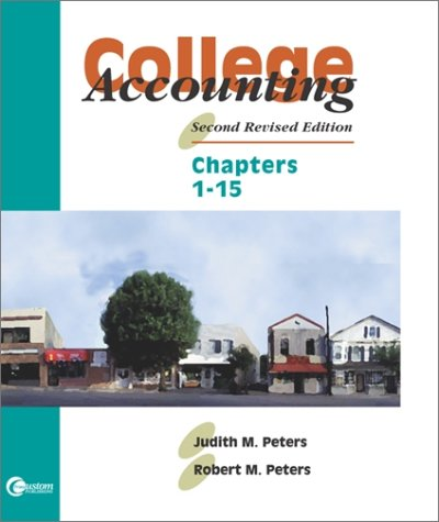 9780072286496: College Accounting Revised 2e  Chapters 1-15