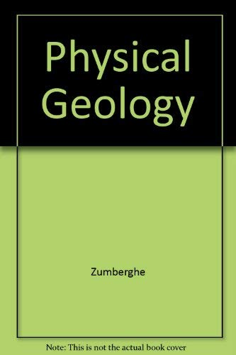 9780072287486: Physical Geology