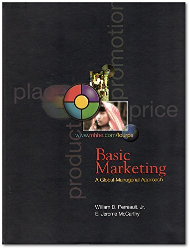 9780072288407: Basic Marketing