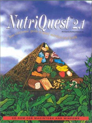 9780072289152: NutriQuest 2.1 Hybrid Version