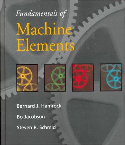 9780072289336: Fundamental Machine Elements