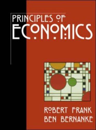 9780072289626: Principles of Economics