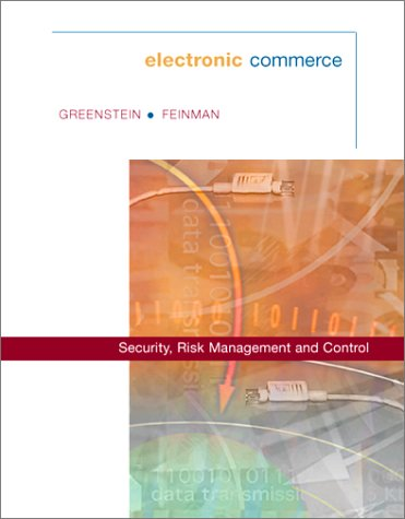 9780072292893: Electronic Commerce:  Security Risk Management and Control