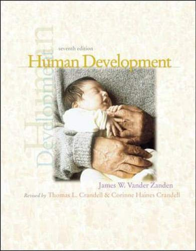 Human Development: Corinne Haines Crandell;