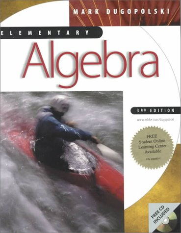 9780072294484: Elementary Algebra