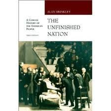 9780072295580: The Unfinished Nation: A Concise History of the American People