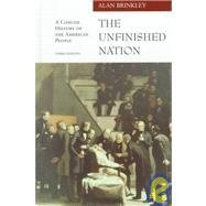 9780072295597: The Unfinished Nation: A Concise History of the American People