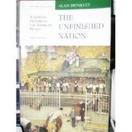 9780072295610: The Unfinished Nation: A Concise History of the American People, Volume II, from 1865