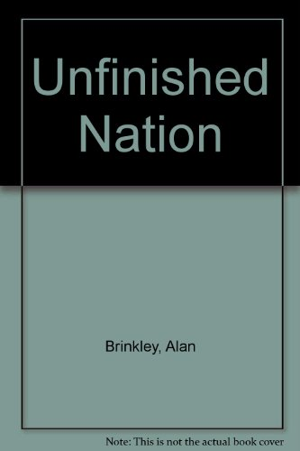 9780072295627: Unfinished Nation