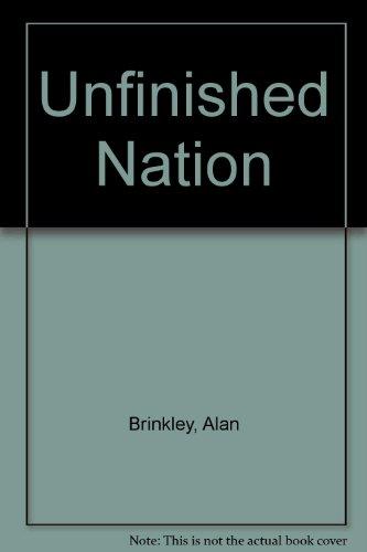 9780072295627: Unfinished Nation