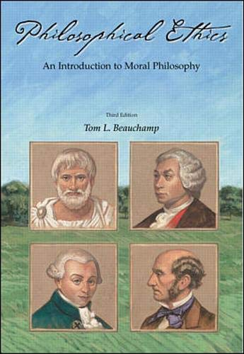 9780072297218: Philosophical Ethics: An Introduction to Moral Philosophy