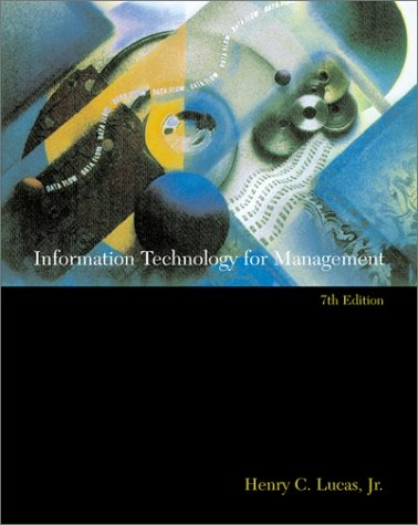 9780072297638: Information Technology for Management