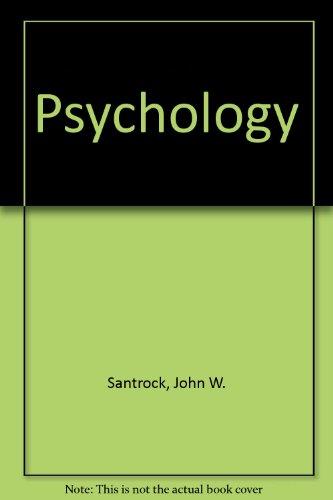 9780072297928: Psychology