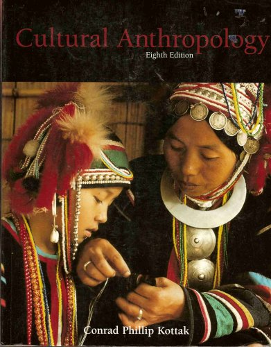 9780072298604: Cultural Anthropology