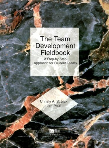 9780072298864: LSC The Team Development Fieldbook