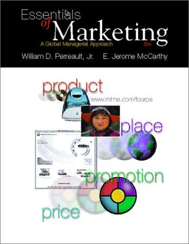 9780072299427: Essentials of Marketing