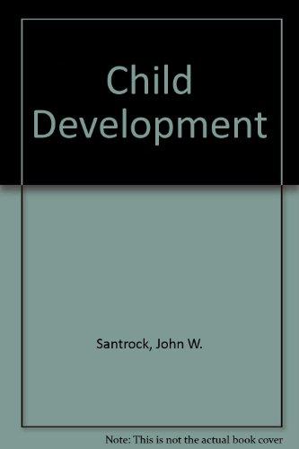 9780072299441: Child Development