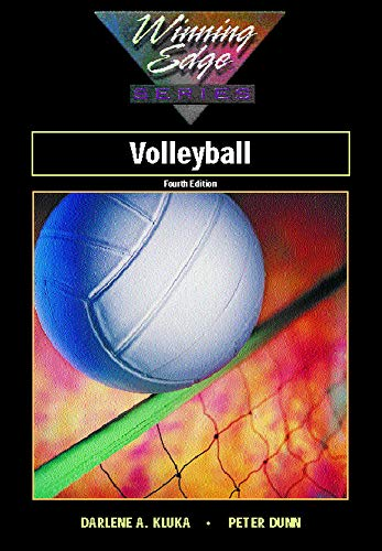 9780072300307: Volleyball, Winning Edge Series (B&B Physical Education)