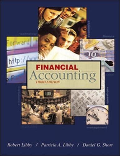 9780072300352: Financial Accounting