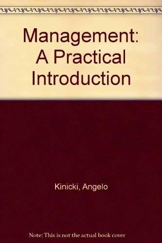 9780072301816: Management: A Practical Introduction
