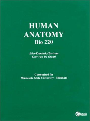 9780072302806: Human Anatomy and Biology 220
