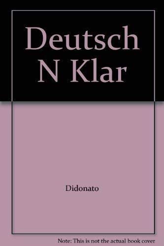 9780072303964: Deutsch N Klar