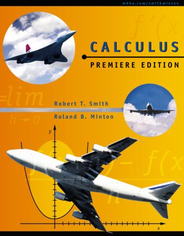 9780072304749: Calculus: A Modern Approach, Premiere Edition