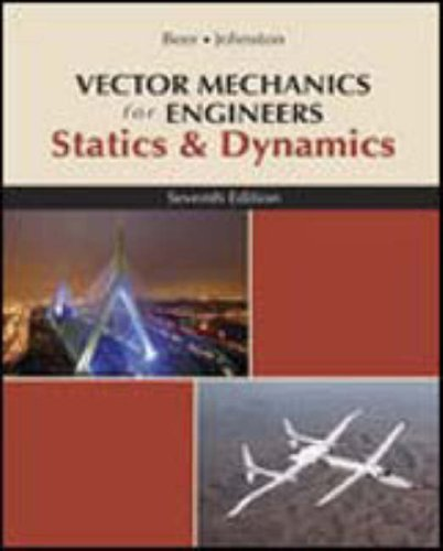 9780072304916: Vector Mechanics for Engineers: Statics and Dynamics