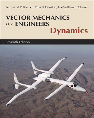 9780072304923: Vector Mechs Engin Dynamics