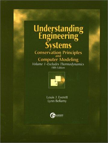 9780072305746: Understanding Engineering Systems V1