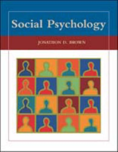 9780072307962: Social Psychology