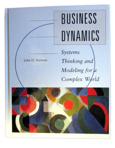 9780072311358: Business Dynamics: Systems Thinking and Modeling for a Complex World with CD-ROM