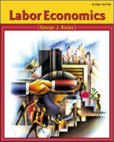 9780072311983: Labor Economics