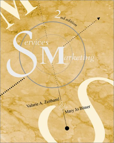 9780072312218: Services Marketing (2nd Edition)