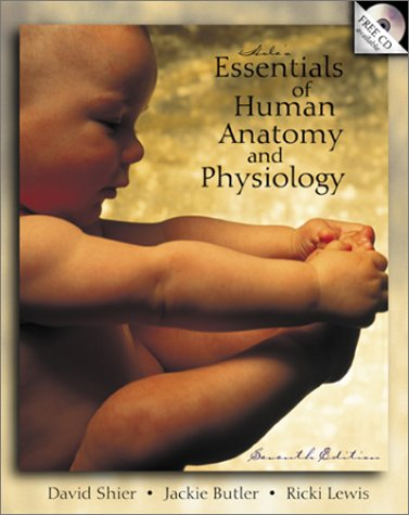 9780072313499: MP: Hole's Essentials of Human A&P (paper) w/Essential Study Partner CD-ROM
