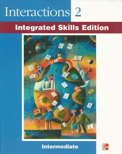 9780072313956: Interactions Integrated Skills - Interactions 2 (High Intermediate) - Student Book (Interactions :Integrated Skills Program)