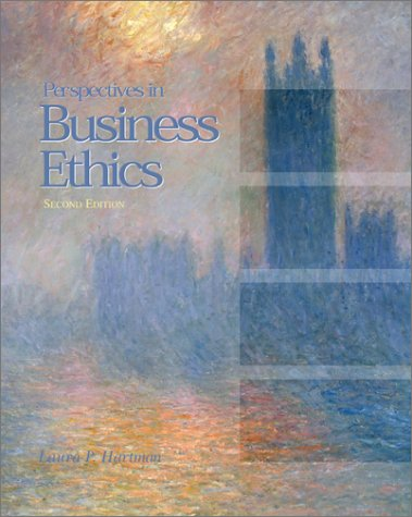 9780072314052: Perspectives in Business Ethics