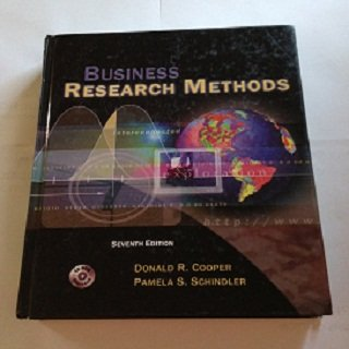 9780072314519: Business Research Methods