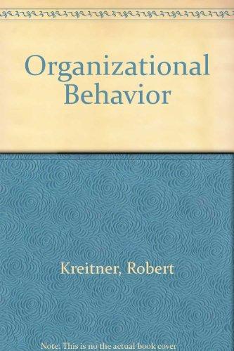 9780072315004: Organizational Behavior 5th