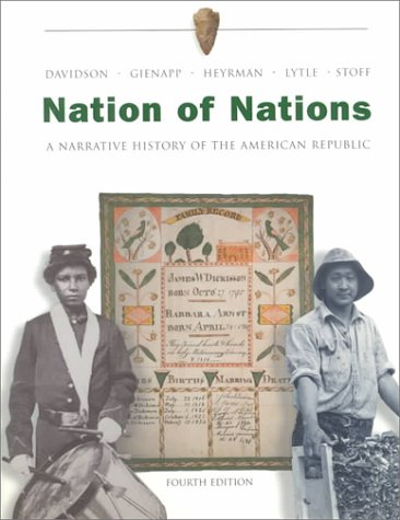 9780072315028: Nation of Nations: A Narrative History of the American Republic
