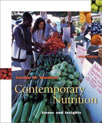 9780072316162: Contemporary Nutrition