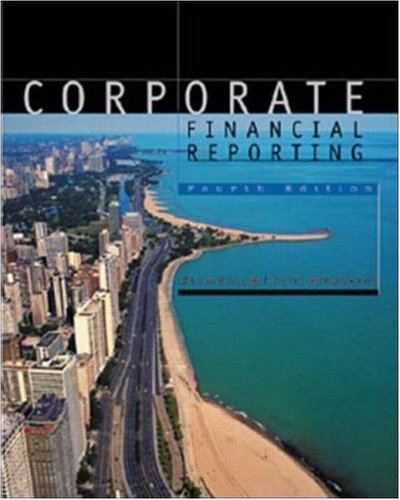 9780072316360: Corporate Financial Reporting