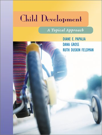 9780072316391: Child Development: A Topcial Approach