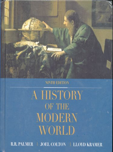 9780072316551: A History Of The Modern World