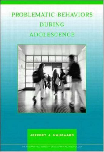 9780072316858: Problematic Behaviors During Adolescence