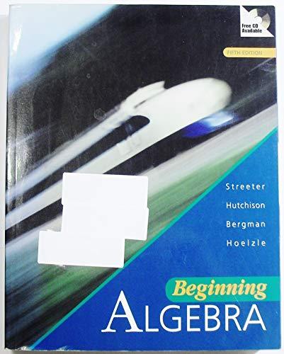 9780072316933: Beginning Algebra