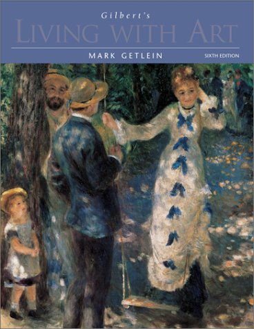 9780072317268: Gilbert's living with art