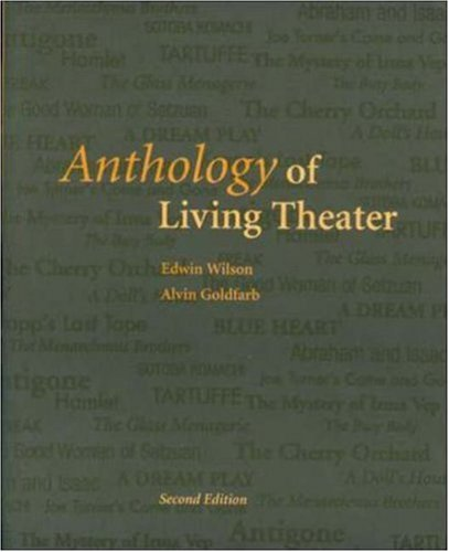 9780072317299: Anthology of Living Theater
