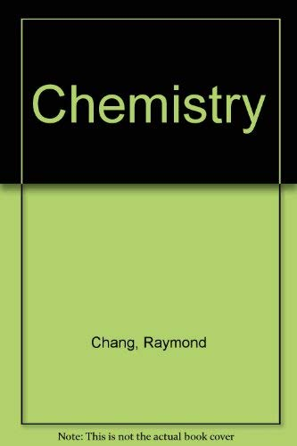 9780072317992: Chemistry