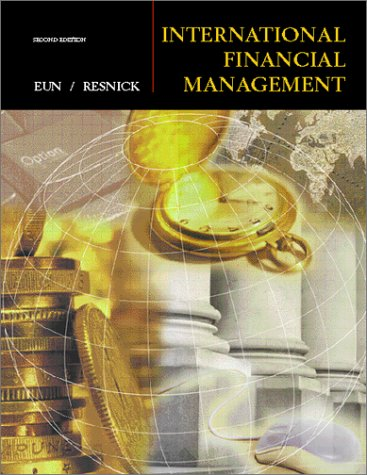 9780072318258: International Financial Management (The Irwin Mcgraw-Hill Series in Finance, Insurance, and Real Estate)